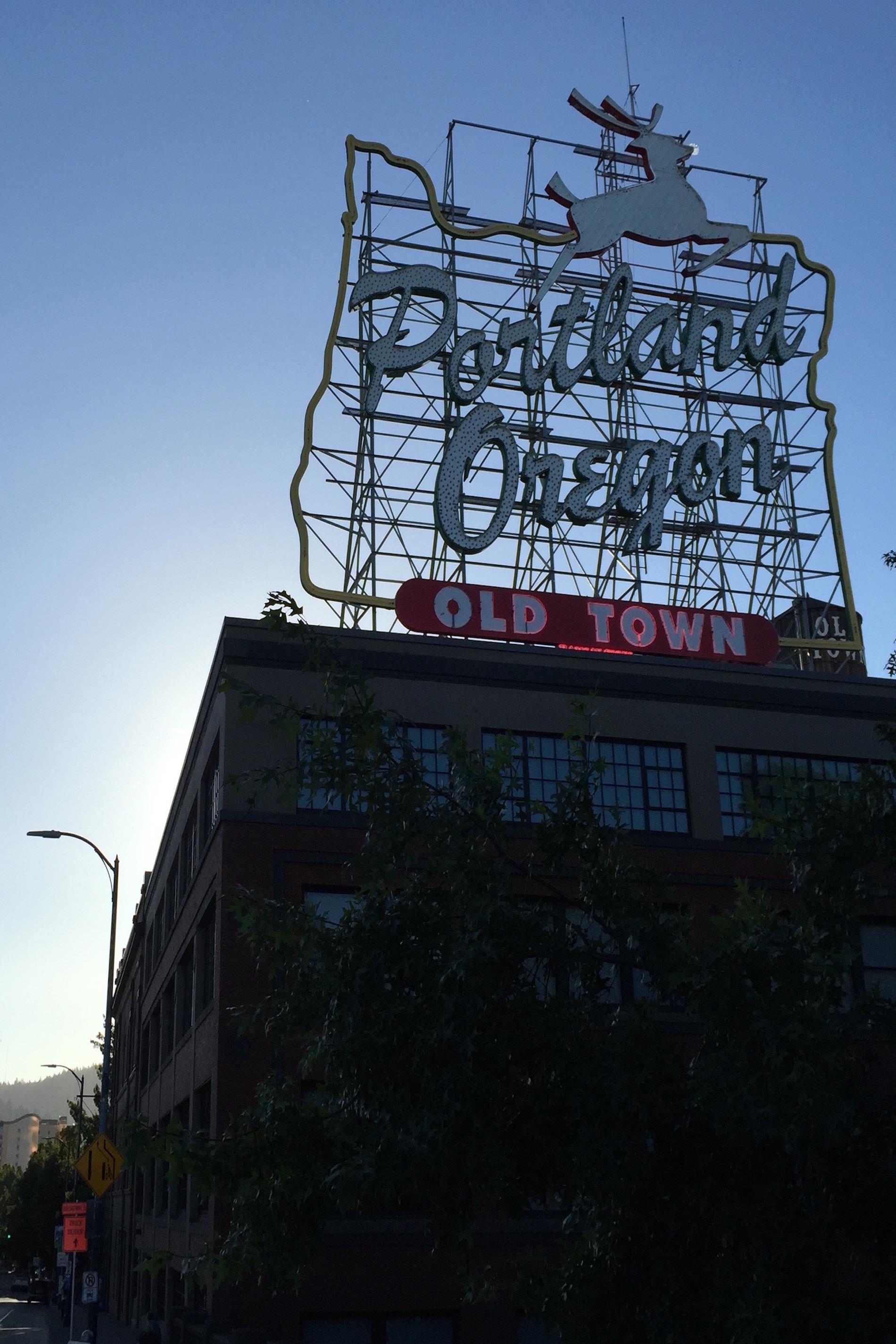 Foto von Portland