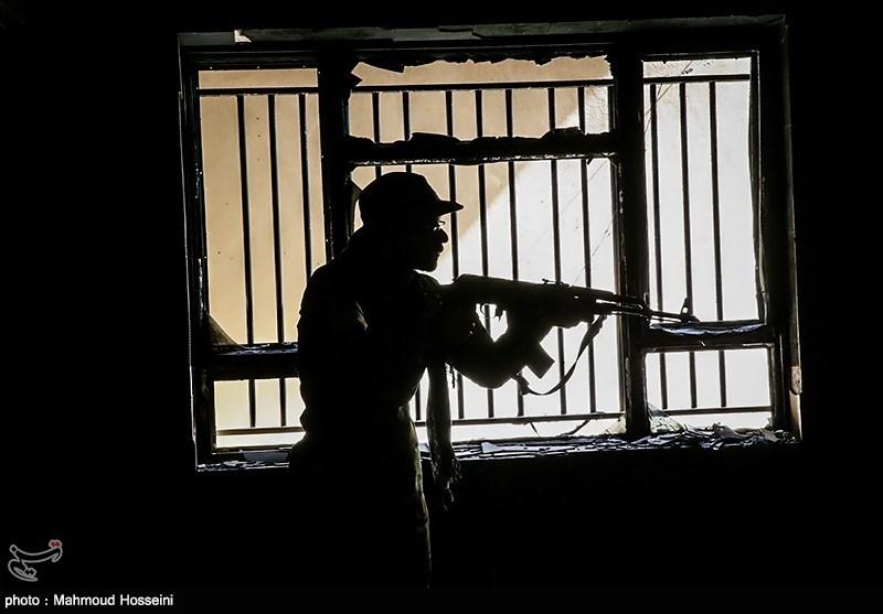 Kämpfer der Schiitien-Milize Hashd als-Shaabi