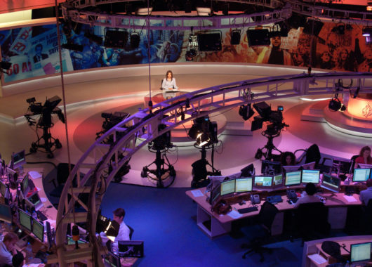 Medien in der Arabischen welt