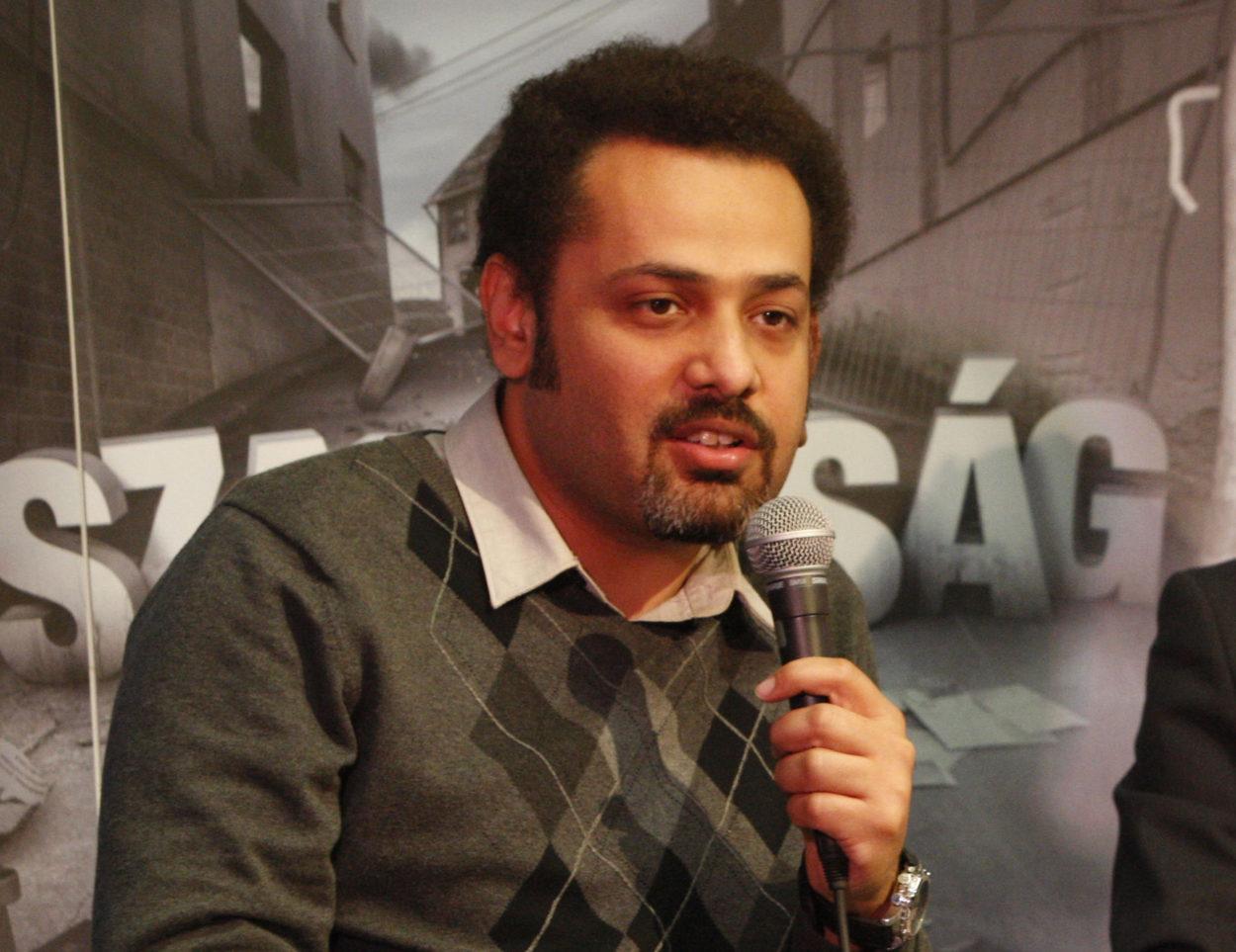 Auf Twitter suspendiert: Wael Abbas