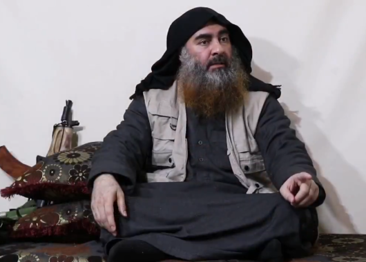 IS-Chef Abu Bakr al-Baghdadi