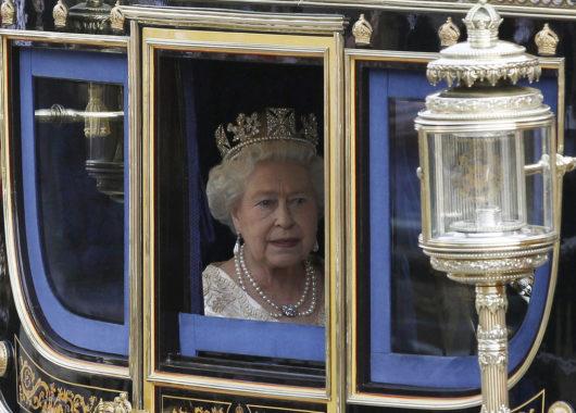 Die Königin ist Oberhaupt der Royal Family