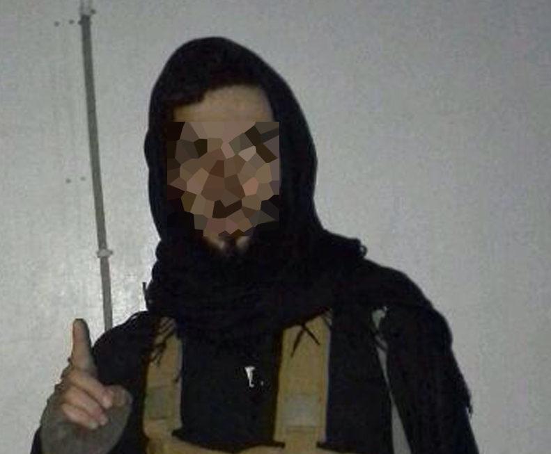 Goekhan C zog in den Jihad