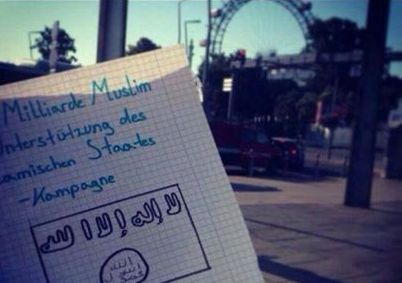 Jihadisten-Botschaft