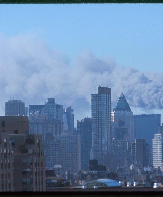 World Trade Center am 11. September 2001
