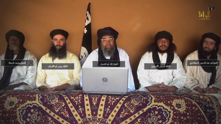 Anführer der Jama'at Nusrat ul-Islam wal-Muslimi