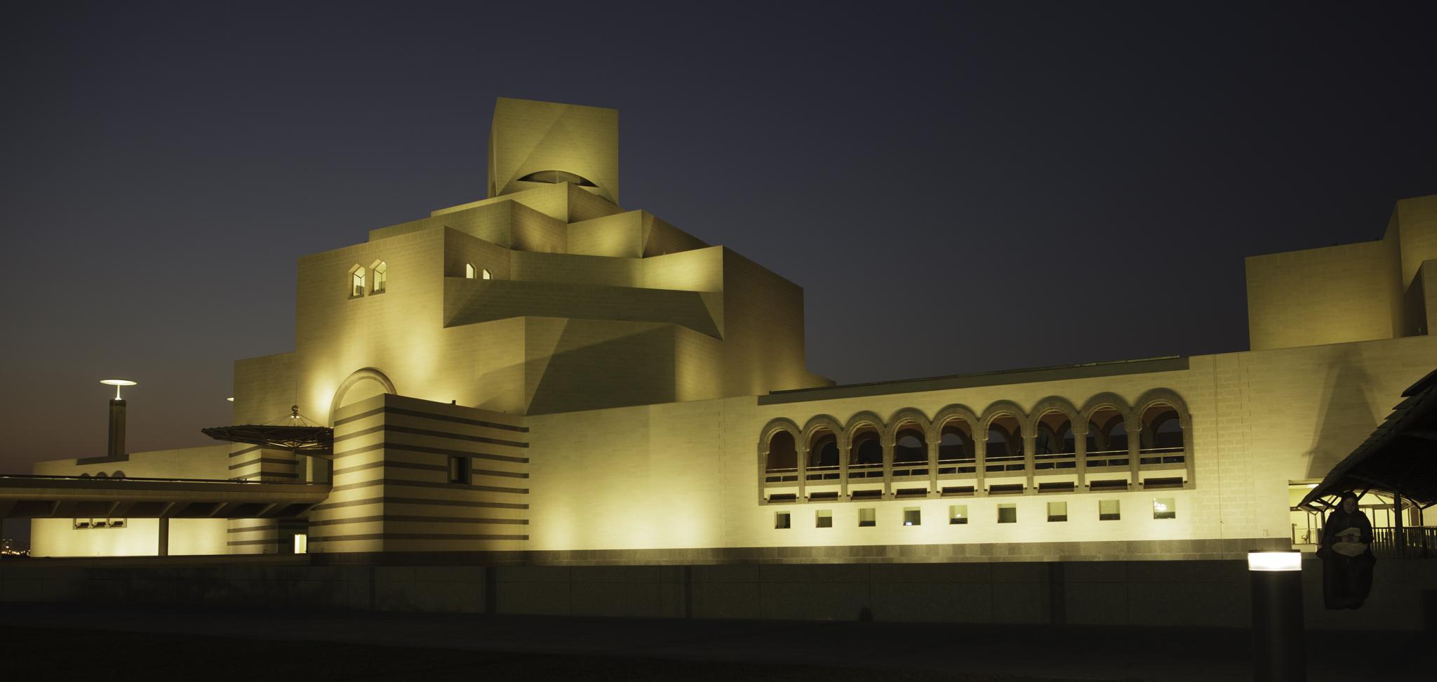 Katars Museum der Islamischen Kunst