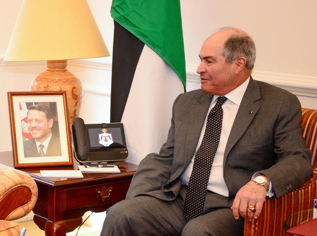 Hani al-Mulki, ehemaliger Premierminister Jordaniens