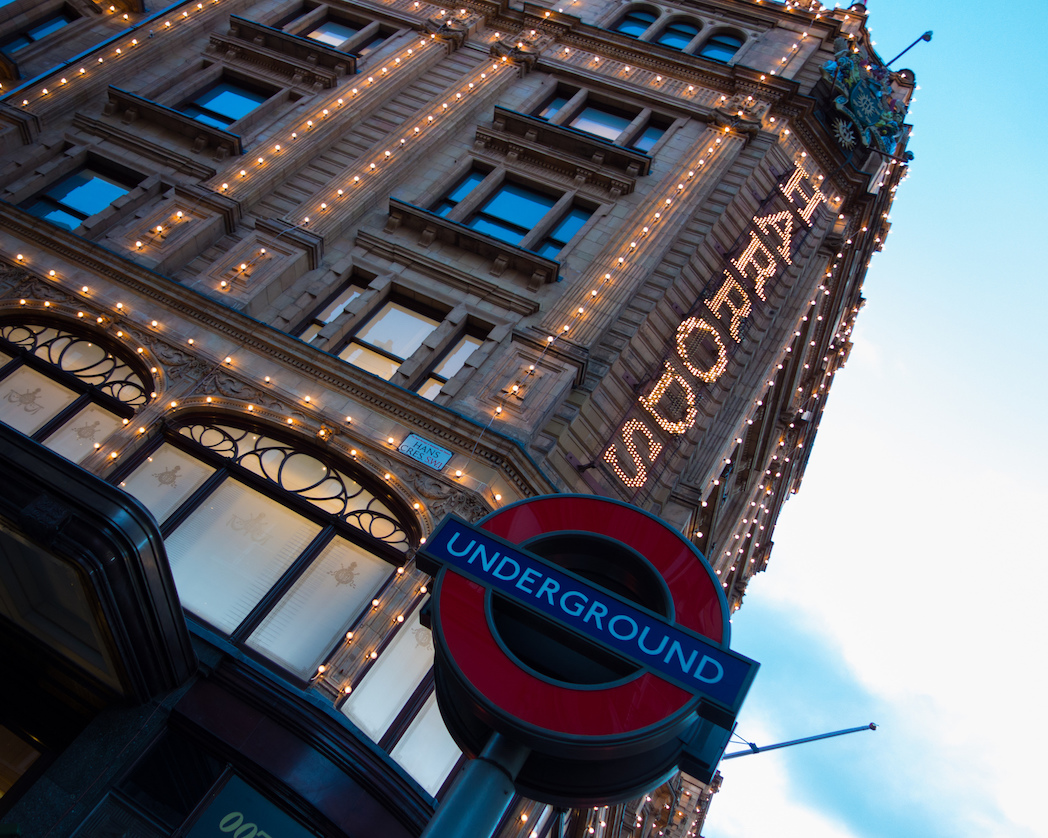 Harrods in London: Nun im Eigentum der Herrscherfamilie von Katar