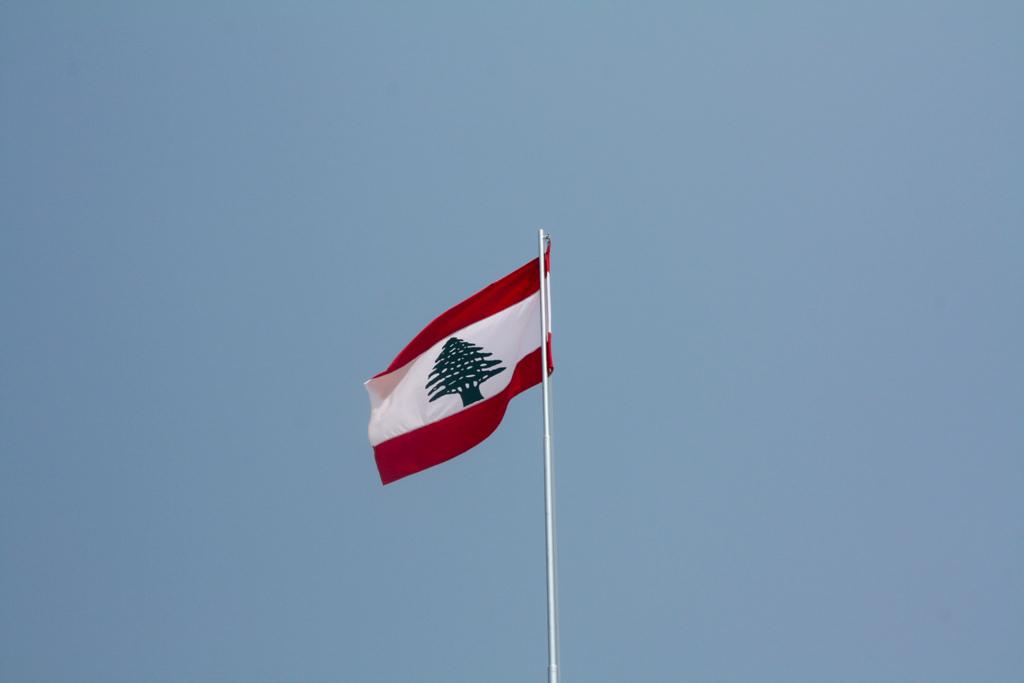 Libanon-Fahne