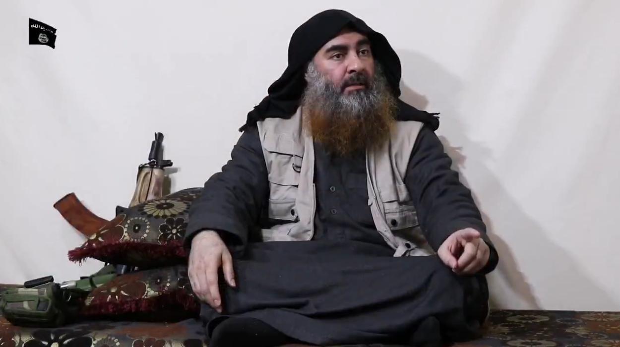 IS-Chef Abu Bakr al-Baghdadi