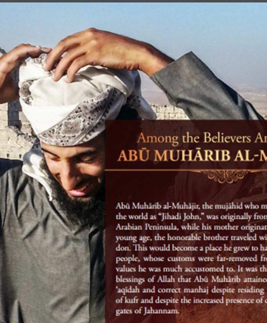 Islamischer Staat-Propagandabild