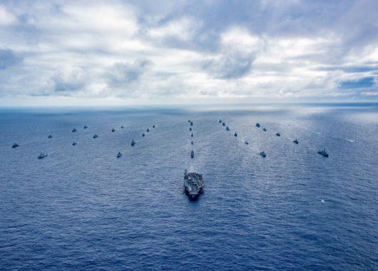 Schiffe der US-Marine