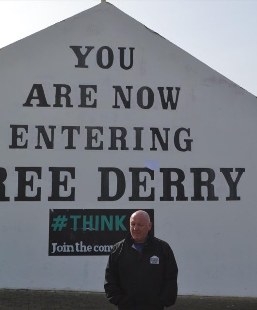 Derry/Londonderry in Nordrirland