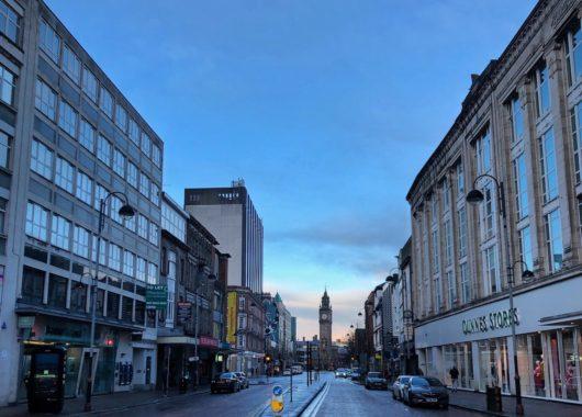 Belfast in Nordirland