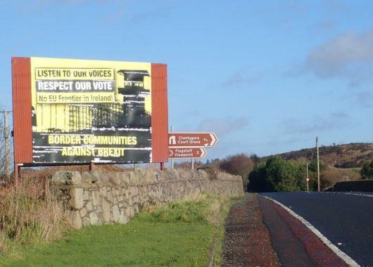Nordirland Grenze