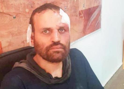 Hisham al-Ashmawi nach seiner Festnahme